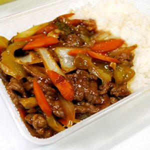 Mongolian Beef - Home Cooked Meals